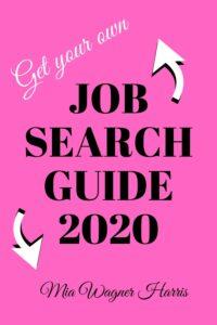 Job Search Guide 2020